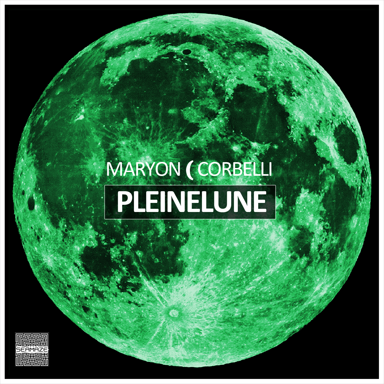 PLEINE LUNE - Pochette - MARYON CORBELLI