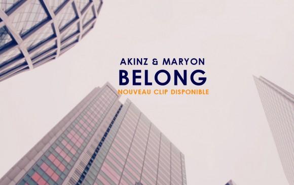 Maryon Corbelli ft AKINZ - BELONG