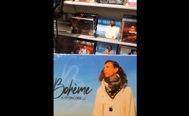 Maryon Corbelli - Album Bohème - Leclerc Lannion Route de Perros
